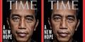 Jokowi Jadi Cover Majalah TIME: A NEW HOPE