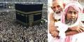 Kisah Anak Gendong Ayahnya Selama Menunaikan Haji
