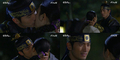 Adegan Ciuman Lee Jin Wook-Seo Hyun Jin di Episode 11 Three Musketeers