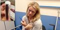 Lintah 7,5 Centimeter Hidup di Dalam Hidung Wanita Inggris