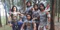 Pemain Mahabharata Tampil di IBX 2014 Bandung 30 Oktober