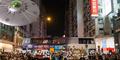 Penampakan UFO Mengintai Demonstran Hong Kong