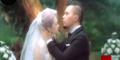 Pernikahan Romantis Ahmad Dhani-Mulan Jameela di Video Klip Tiada Kata