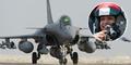 Pilot Wanita Al Mansouri Bom Markas ISIS dengan Pesawat F-16