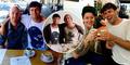 Pria Australia ini Ajak 'Kopi Darat' 1.088 Teman Facebook-nya