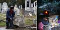 Pria Serbia ini 15 Tahun Hidup di Liang Lahat Kuburan Keluarganya