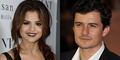 Putus dari Justin Bieber, Selena Gomez Jalan Bareng Orlando Bloom?