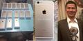 Qian Feng Lei, Milarder China Bagi-Bagi iPhone 6