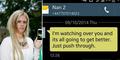 SMS Hantu Nenek Hebohkan Keluarga di Inggris