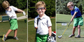 Tommy Morrissey, Bocah Berlengan Satu yang Jago Main Golf