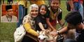 Ulama Kecam Acara Menyentuh Anjing di TV Malaysia