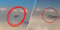 Video Penampakan UFO Sejajar dengan Pesawat Air France