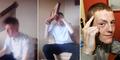 Video Remaja Berkepala Kardus Pizza Hebohkan Inggris