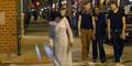 Video Teror Kuntilanak di Jalanan Amerika