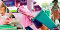 Xia Meiling, Gadis Cilik Penjaga Kebersihan Kota Menuai Pujian