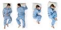 4 Posisi Tidur yang Bermanfaat Bagi Kesehatan