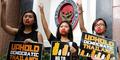 Salam Tiga Jari Hunger Games, 5 Mahasiwa Thailand Ditahan
