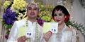 Acara Ngunduh Mantu Raffi Ahmad-Nagita Slavina Tayang di TV