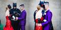 Balada Batman Jadi Penghulu Pernikahan Joker