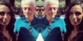 Bill Clinton Kepergok Intip Payudara Cewek saat Selfie