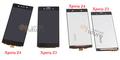 Bocoran Komponen Layar Sony Xperia Z4