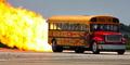 School Time, Bus Anti Terlambat Sekolah Bermesin Roket
