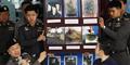 Dua Turis Amerika Selundupkan Potongan Tubuh Manusia dari Thailand