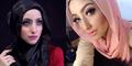 Fatimah Habsyi, Hijabers Cantik Mirip Barbie ini Koleksi Ratusan Barbie