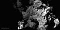Foto Pertama Robot Philae Setelah Mendarat di Komet 67P