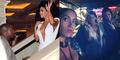 Foto Penampilan Seksi Kim Kardashian di Pesta Ulang Tahun ke-34