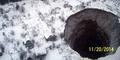 Lubang Neraka Misterius Berdiameter 40 Meter Muncul di Rusia