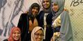 Mahasiswi Arab Saudi Dilarang Pakai Hijab Warna-Warni di Kampus