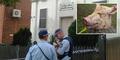 Masjid Newcastle di Australia Dilempari Kepala Babi