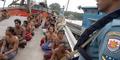 Menteri Susi Pudjiastuti Tangkap 435 WNA Ilegal di Pulau Berau