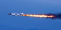 Pesawat Ruang Angkasa SpaceShipTwo Jatuh di California