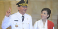Pesona Istri Ahok, Veronica Tan Saat Pelantikan Gubernur DKI Jakarta