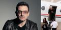 Pintu Pesawat Terbuka Saat Terbang, Bono U2 Nyaris Tewas