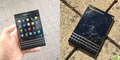 Setelah 'Disiksa' BlackBerry Passport Terbukti Tahan Banting