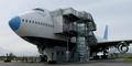 Swedia Sulap Bangkai Pesawat Jadi Hotel Berbintang