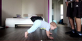 Video Adu Breakdance Bayi 20 Bulan vs Ayah