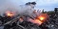 Video Pertama Jatuhnya Pesawat MH17 Setelah Dirudal Pemberontak Ukraina