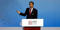 Video Presiden Jokowi 'Ngamen' di KTT APEC Karya Eka Gustiawana