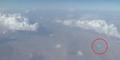 Video UFO Terekam Penumpang Pesawat di Iran