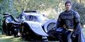 Zac Mihajlovic Ciptakan Batmobile untuk Bantu Anak-Anak Sakit