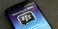 BBM Aplikasi Chat Terpopuler 2014