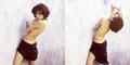 Beredar Foto Angelina Jolie Topless Tahun 1995
