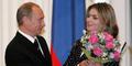 Cantiknya Pacar Vladimir Putin, Alina Kabayeva