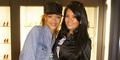 Farah Quinn Foto Bareng Rihanna, Mirip?