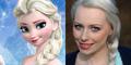 Alex Jenkins, Pelayan Toko Cantik Mirip Elsa Frozen