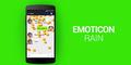 Hujan Emotikon, Fitur Terbaru WeChat